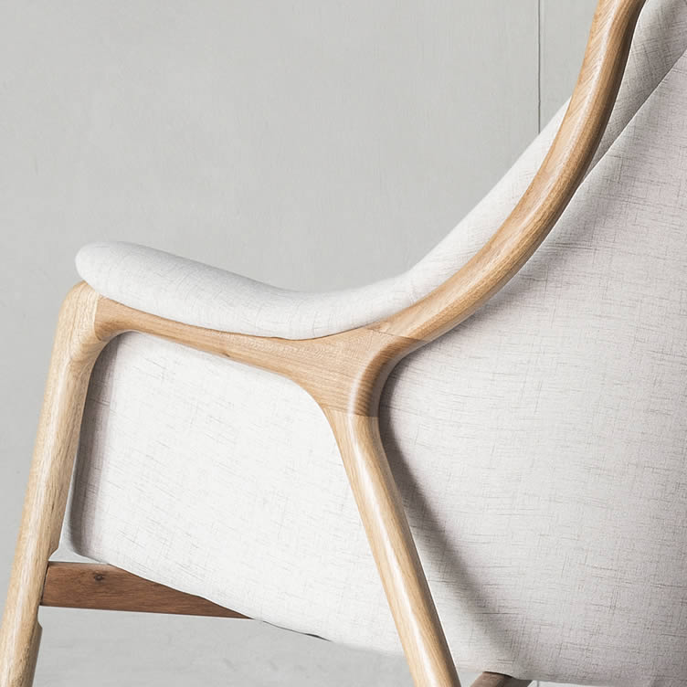 Carybe Armchair by Ronald Sasson is Winner in Furniture, Decorative Items and Homeware Design Category, 2016 - 2017.