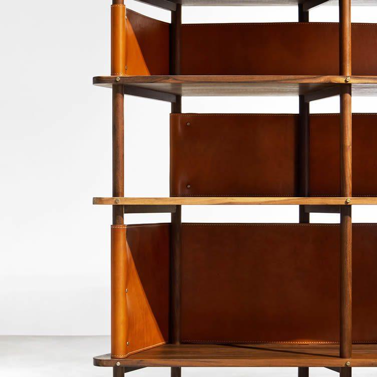 Weave Curio Shelf Curio Shelf by Jo Zhu-Suyab Design is Winner in Furniture, Decorative Items and Homeware Design Category, 2016 - 2017.
