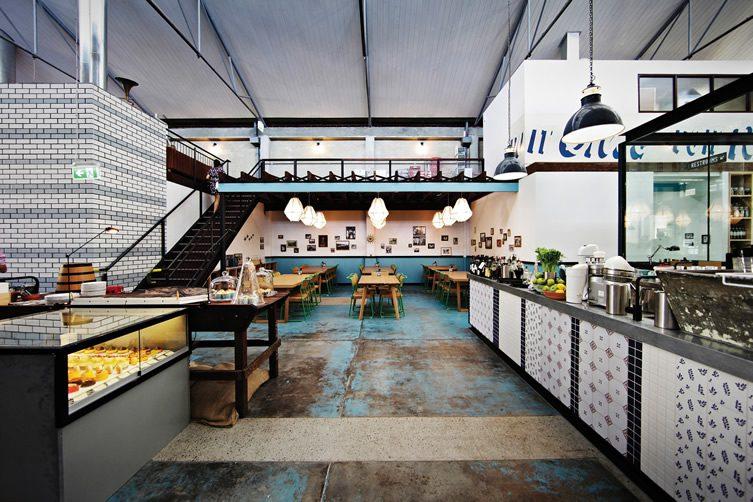 Gordon Street Garage — Perth