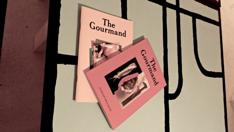 The Gourmand, 18 Hewett Street Gallery