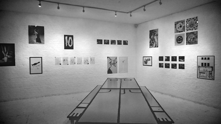 The Gourmand, 18 Hewett Street Gallery