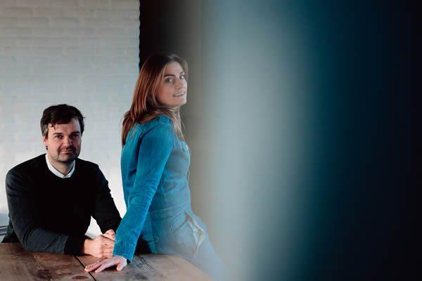 Tim Van Geloven and Ilse Cornelissens