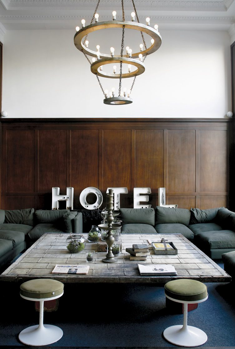Grand Hotel: Redesigning Modern Life