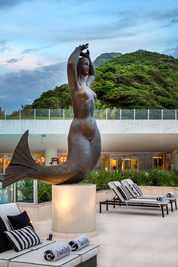 Oscar Niemeyer Hotel Nacional Rio de Janeiro