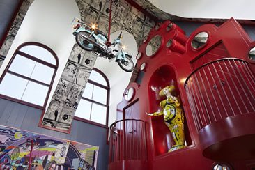Grayson Perry and FAT — A House for Essex