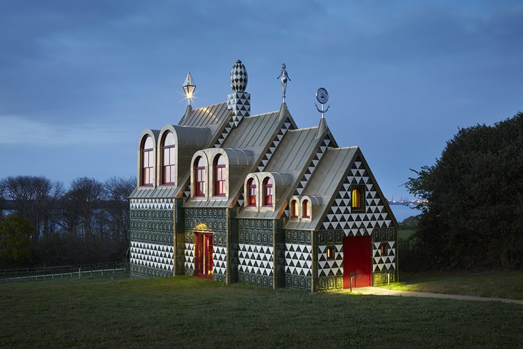 Grayson Perry FAT Architects House for Essex