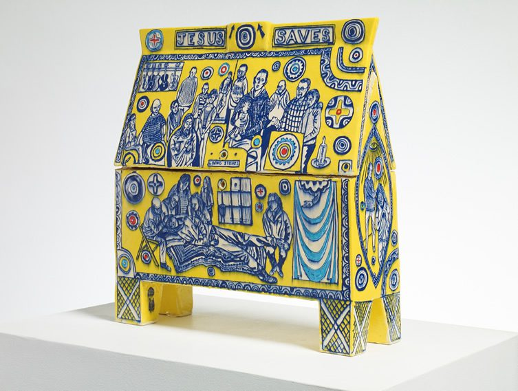 Grayson Perry — Who Are You? at National Portrait Gallery, London