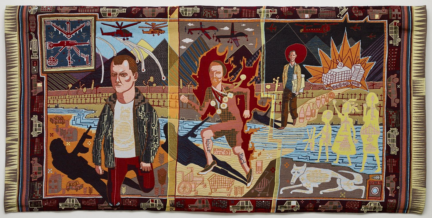 Grayson Perry — Who Are You? at National Portrait Gallery