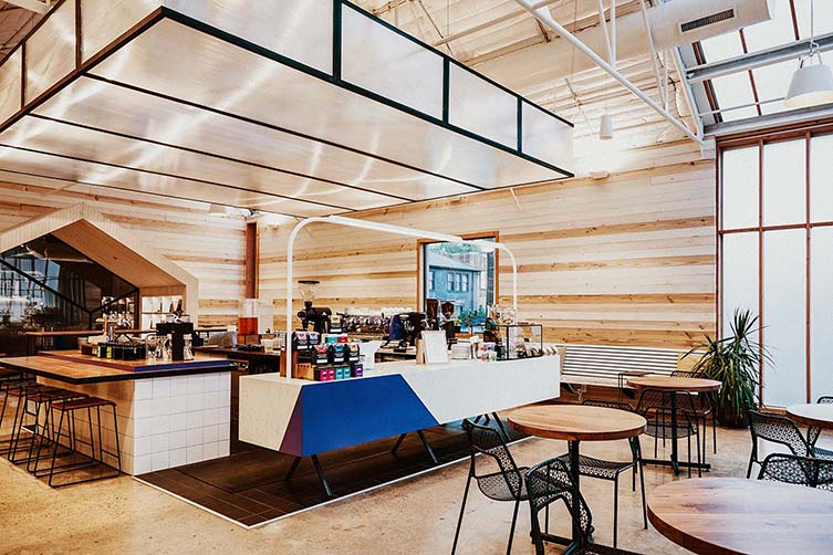 Greater Goods Coffee Roasting Co., Austin
