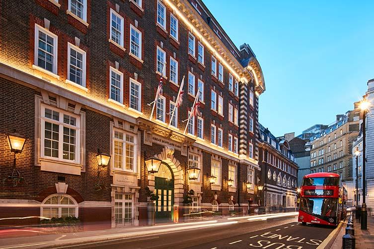 Great Scotland Yard Hotel London