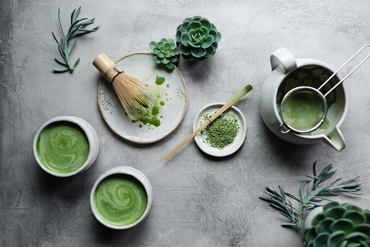 The Green Food Trend