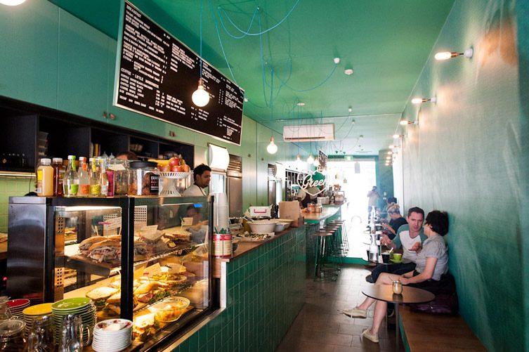 Greenheart Espresso — Sydney