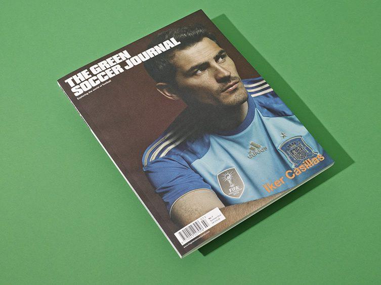 Green Soccer Journal x Svbscription