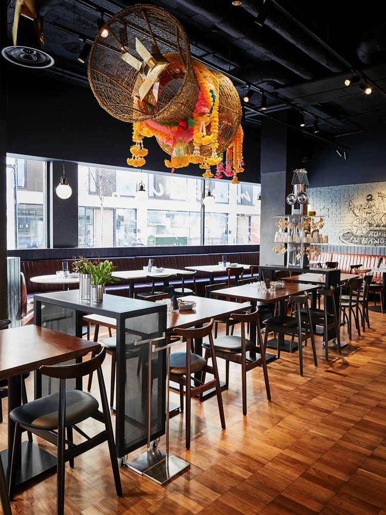 Greyhound Cafe London Fitzrovia Thai Bar And Restaurant