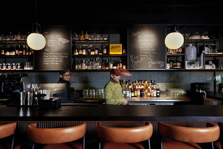 Greyhound Cafe London Fitzrovia Thai Bar And Restaurant