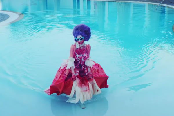 Grimes, Flesh without Blood/Life in the Vivid Dream