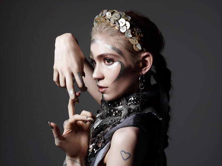 Grimes, Hunger Magazine