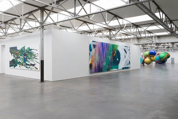 Katharina Grosse's Epic New Installation