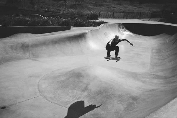 The Free Spirit of Skateboarding