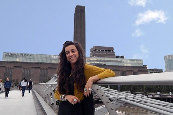 Visit Tate Modern with an Artist