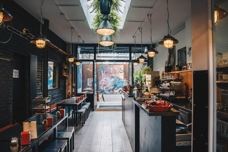 Breakfast or Lunch with Drink at White Rabbit, Shoreditch