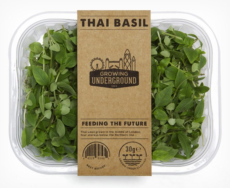 Growing Underground — Zero Carbon Food