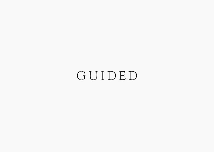 Guided — Online Travel Guides by Cereal Magazine