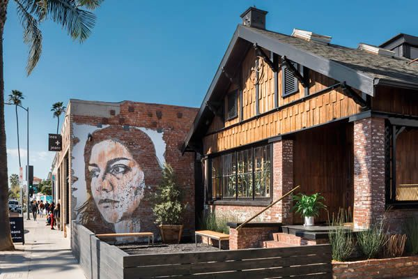 Habitas Venice Beach, Los Angeles Clubhouse Abbot Kinney Venice