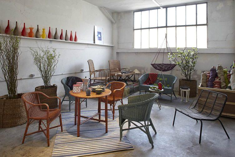 Habitat 1964: Un espace Vintage — Paris