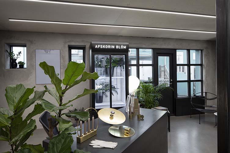HAF STORE Reykjavik Concept Store Designed by HAF STUDIO