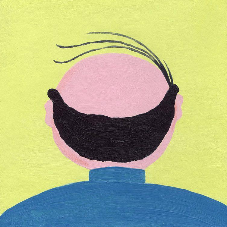 Daniel Frost — Haircuts of Hackney