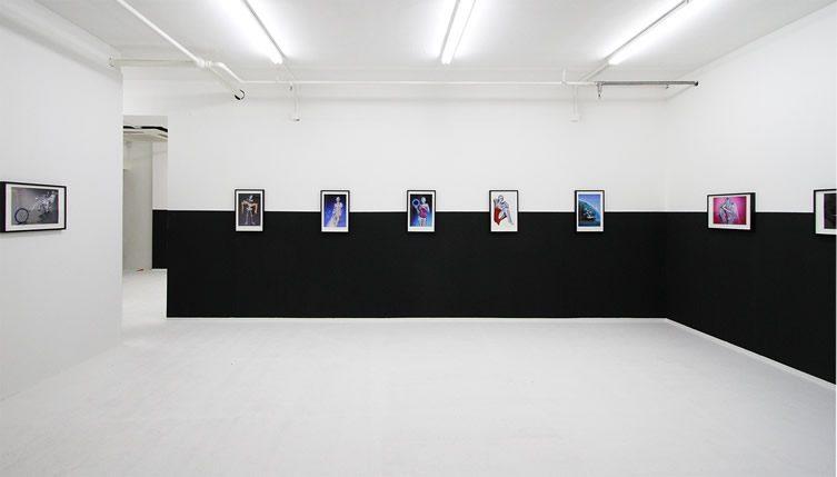 Hajime Sorayama at AISHONAZUKA, Installation View