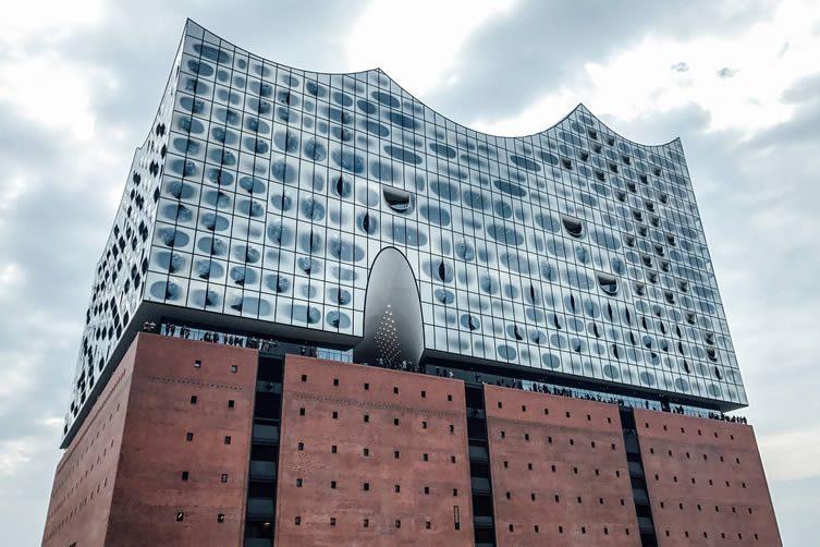 Elbphilharmonie Hamburg, Designed by Herzog & de Meuron