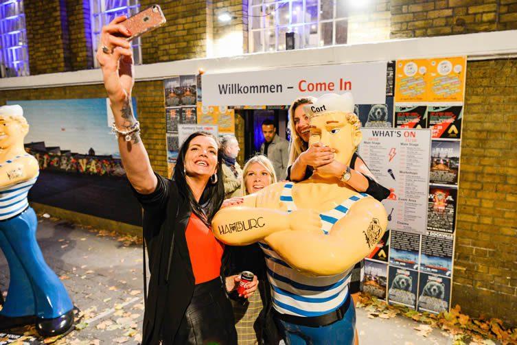 Hamburg on Tour London, Hamburg's Festival Spirit Arrives on Brick Lane