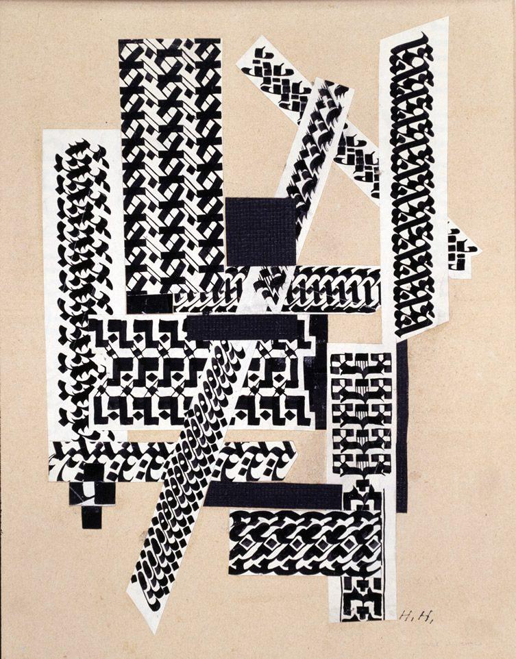 Hannah Höch — The Whitechapel Gallery, London