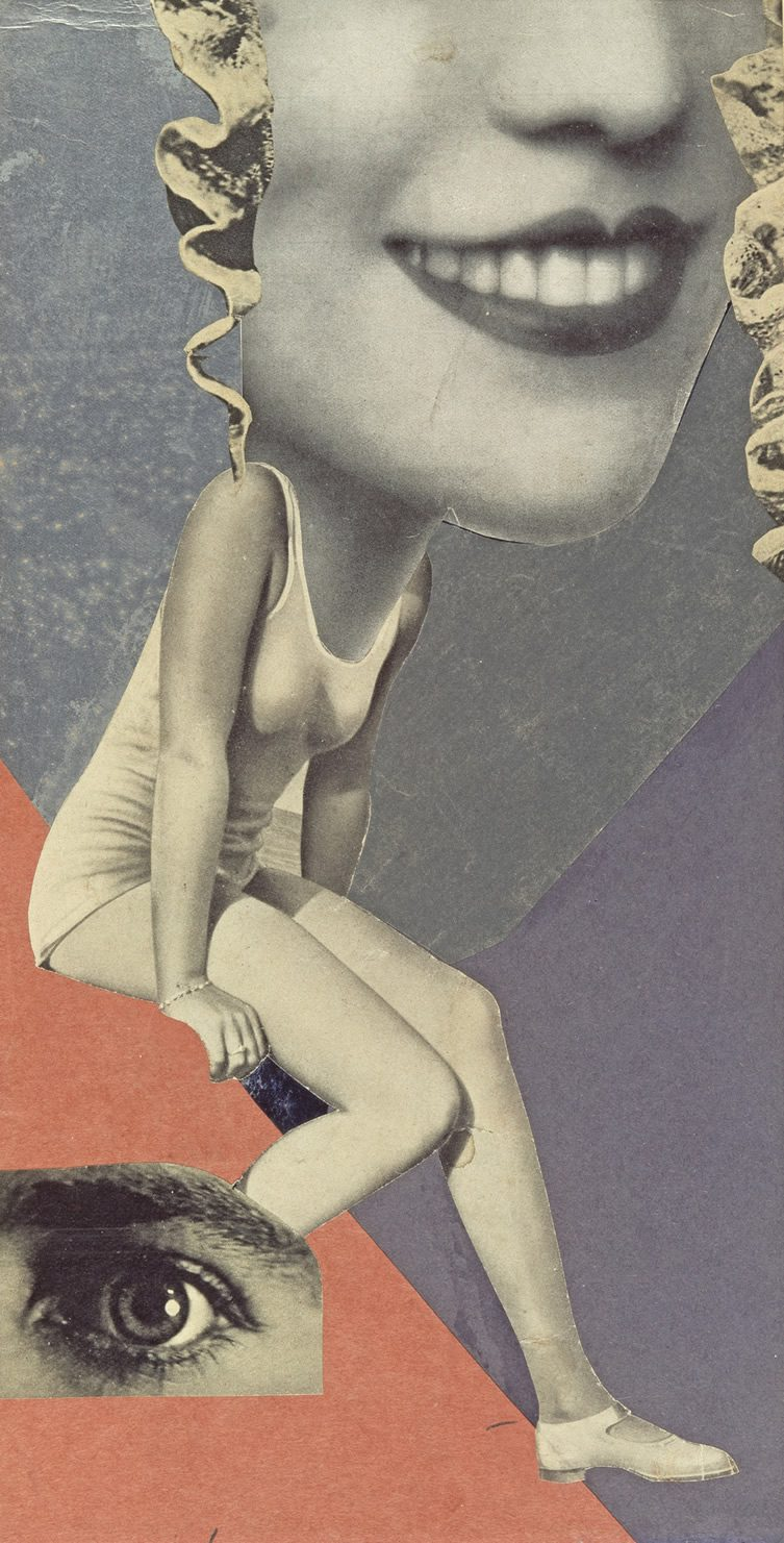 Hannah Höch — The Whitechapel Gallery, London