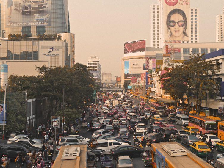 Hansar Hotel, Bangkok