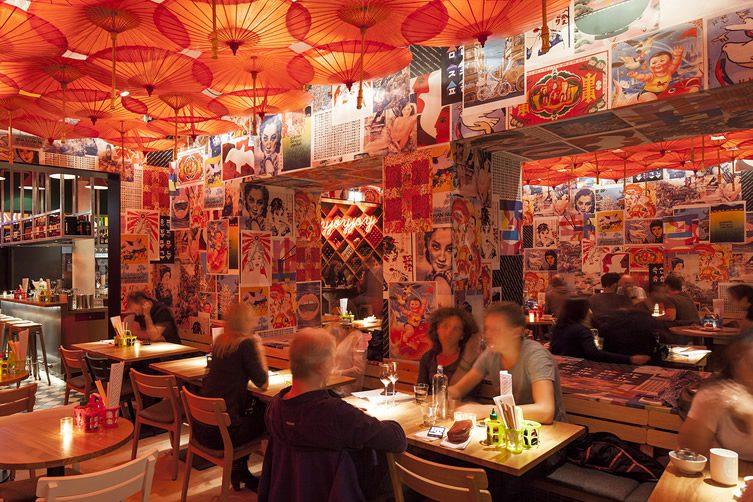 Happyhappyjoyjoy, Amsterdam