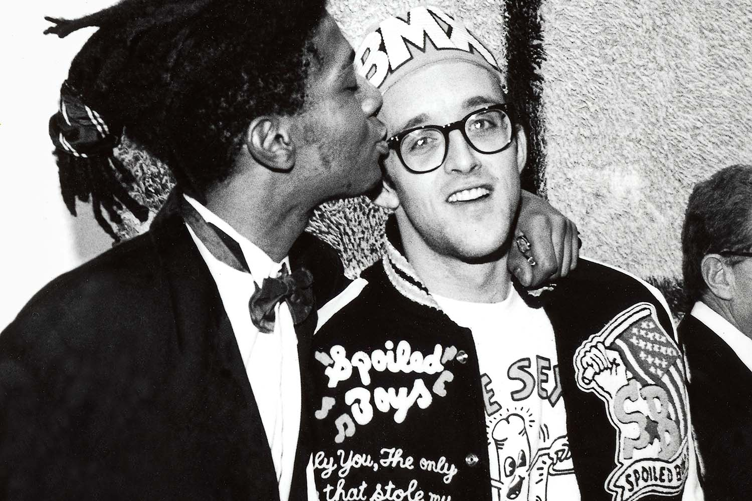 Keith Haring and Jean-Michel Basquiat
