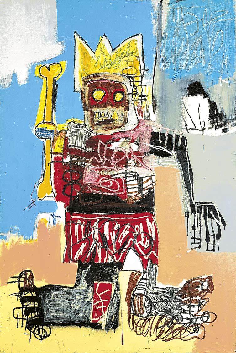 Jean-Michel Basquiat, Untitled 1982