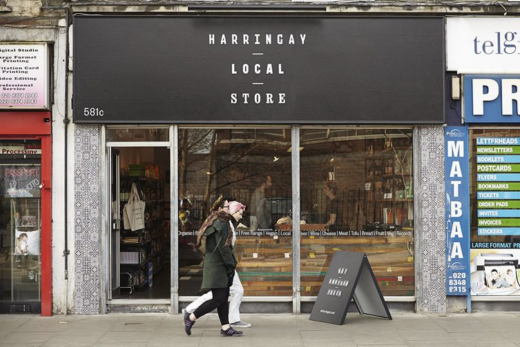 Harringay Local Store — London