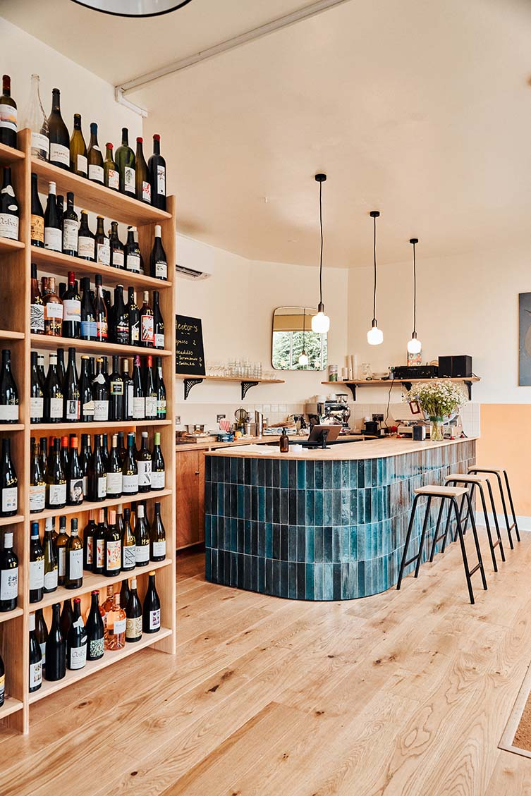 Hector's London Bottle Shop and Wine Bar