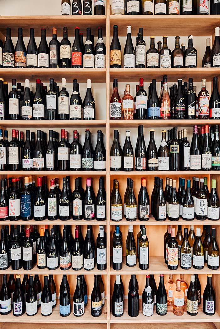 London Bottle Shop and Wine Bar, De Beauvoir Town Hackney