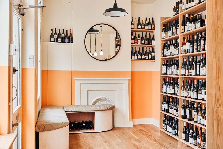 Hector's London Bottle Shop and Wine Bar, De Beauvoir Town Hackney