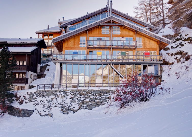 The Heinz Julen Loft, Zermatt