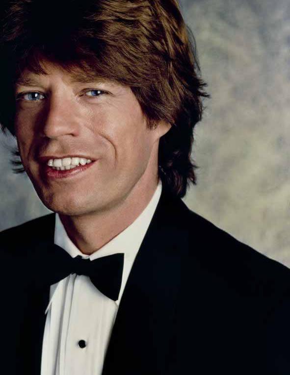 Greg Gorman Mick Jagger