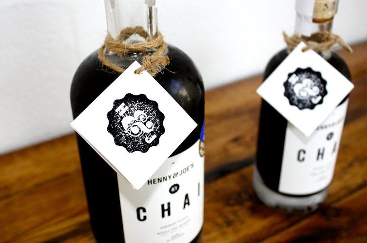 Henny & Joe's Chai Syrup
