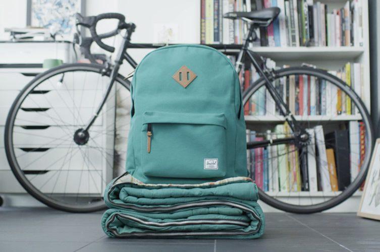 Herschel Supply x Booooooom Heritage Backpack