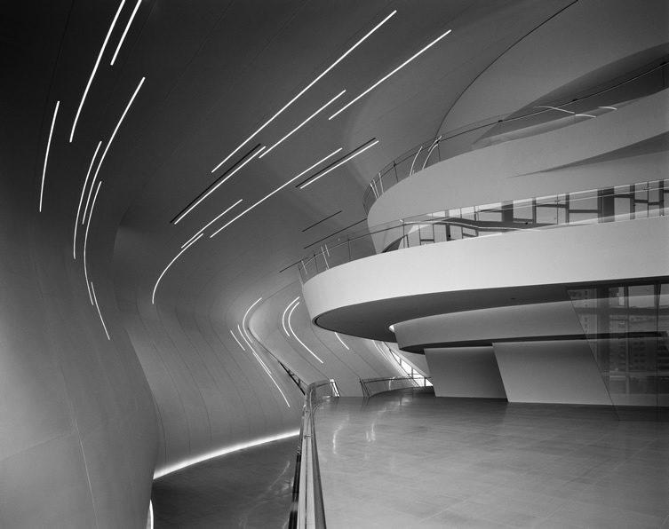 Heydar Aliyev Cultural Center — Baku