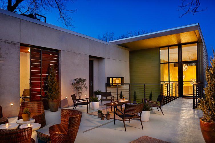 Heywood Hotel, Austin, Texas